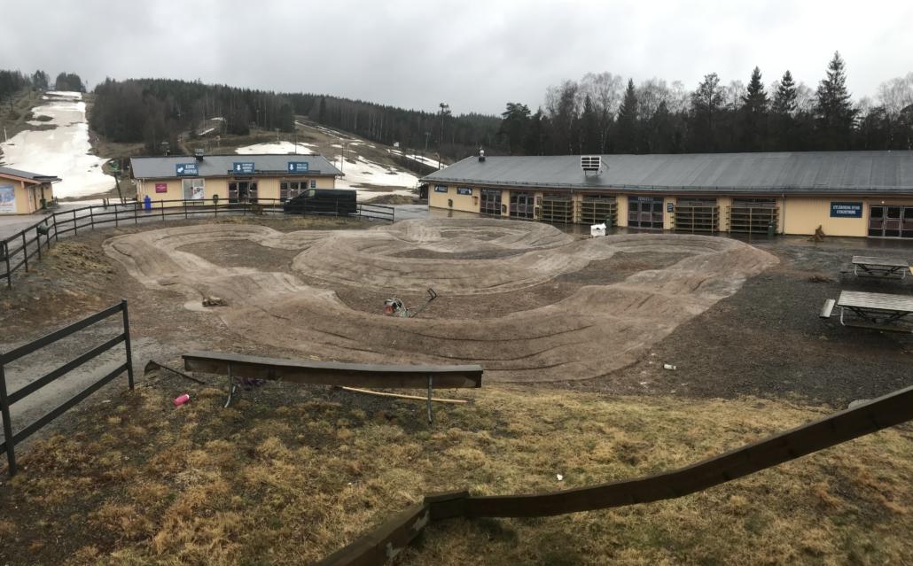 2019 Vallåsen Bike Park Pumptrack